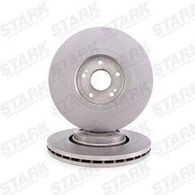 STARK SKBD-0020309 Bremsscheibe OEM - 8671016878 RENAULT, MÜLLER MITTELTAL, MOTRIO günstig