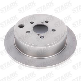STARK Bremsscheibe SKBD-0020315
