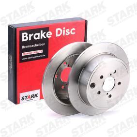 Bremsscheiben STARK (SKBD-0020315) für SUBARU IMPREZA Preise