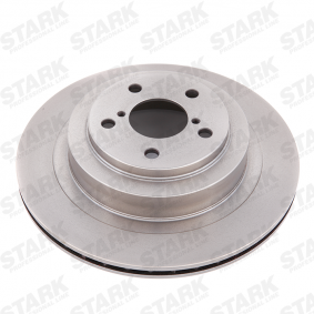 Bremsscheibe STARK Art.No - SKBD-0020345 OEM: 26700AE080 für SUBARU kaufen