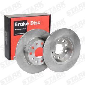 561615601 für VW, AUDI, SKODA, SEAT, Bremsscheibe STARK (SKBD-0020347) Online-Shop