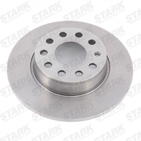 STARK SKBD-0020347 Bremsscheibe OEM - 561615601 AUDI, SEAT, SKODA, VW, VAG günstig