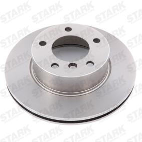 Bremsscheibe STARK Art.No - SKBD-0020354 OEM: 34116764629 für BMW kaufen
