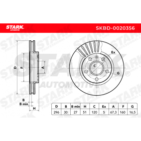 STARK SKBD-0020356 Online-Shop