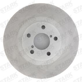 STARK SKBD-0020159 Bremsscheibe OEM - 26300FE040 BEDFORD, SUBARU, AKEBONO, A.B.S. günstig