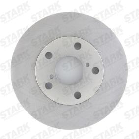 Brake rotors SKBD-0020243 STARK