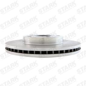 RAV 4 II (CLA2_, XA2_, ZCA2_, ACA2_) STARK Brake disc set SKBD-0020243