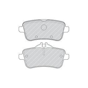 FERODO Bremsbelagsatz, Scheibenbremse 0064203420 für MERCEDES-BENZ bestellen