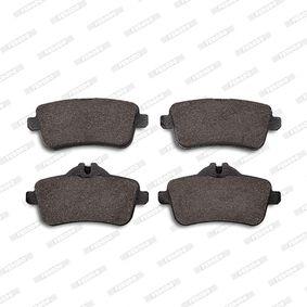 FERODO Bremsbelagsatz, Scheibenbremse (FDB4169) niedriger Preis