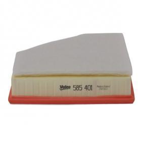 VALEO Motorluftfilter 585401