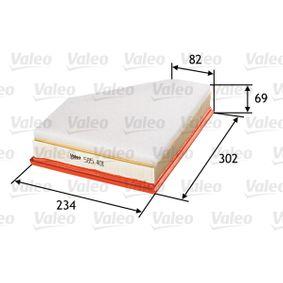 Luftfilter VALEO (585401) für BMW 3er Preise