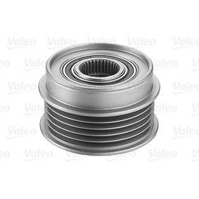 VALEO VW GOLF Механизъм за свободен ход на генератор (588008)