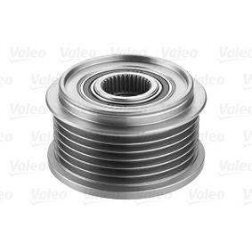 Generatorfreilauf VALEO Art.No - 588033 OEM: 77364082 für FORD, FIAT, PEUGEOT, CITROЁN, ALFA ROMEO kaufen