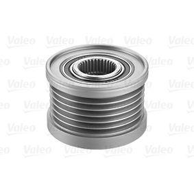 Generatorfreilauf VALEO Art.No - 588081 OEM: 23151JD20A für NISSAN kaufen