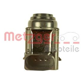 METZGER Sensor, Einparkhilfe 3D0998275A für VW, AUDI, SEAT, SKODA bestellen