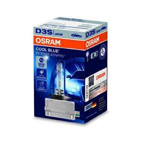 66340CBI Крушка с нагреваема жичка, фар за дълги светлини от OSRAM качествени части