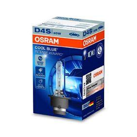66440CBI Крушка с нагреваема жичка, фар за дълги светлини от OSRAM качествени части