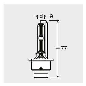 Bulb, spotlight 66440CBI online shop