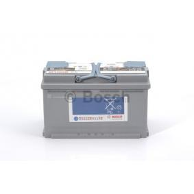 BOSCH Starterbatterie (0 092 S5A 110) niedriger Preis