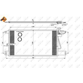 Große Auswahl NRF Hochdruckschalter 38953 - VW CRAFTER