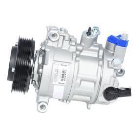 1K0820808B für VW, AUDI, SKODA, SEAT, VOLVO, Kompressor, Klimaanlage DELPHI (TSP0155997) Online-Shop