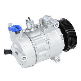 DELPHI Kompressor, Klimaanlage (TSP0155997) zum günstigen Preis