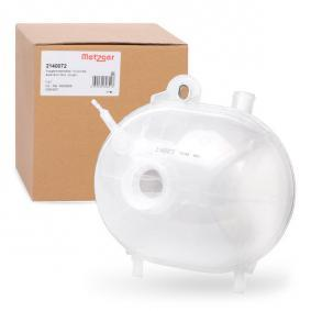Coolant reservoir 2140072 METZGER