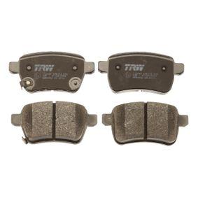 TRW Bremsbelagsatz, Scheibenbremse 77366595 für FIAT, ALFA ROMEO, LANCIA, ABARTH bestellen