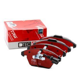 JZW698151B für VW, AUDI, SKODA, SEAT, Bremsbelagsatz, Scheibenbremse TRW (GDB1550DTE) Online-Shop