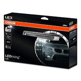 LEDDRL102 Juego de luces circulación diurna para vehículos