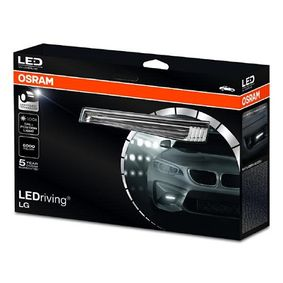 LEDDRL102 Σετ φώτων πορείας ημέρας για οχήματα