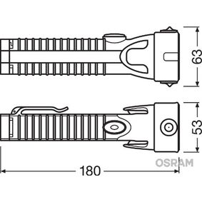 Looplampen voor auto van OSRAM: voordelig geprijsd
