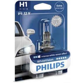 PEUGEOT 307 SW (3H) PHILIPS Lámpara para faros de luz antiniebla 12258WHVB1 comprar