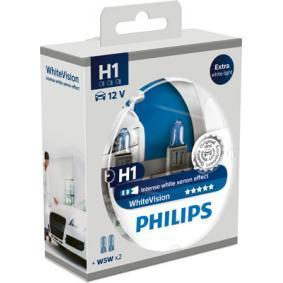 Glühlampe, Fernscheinwerfer 12258WHVSM Online Shop