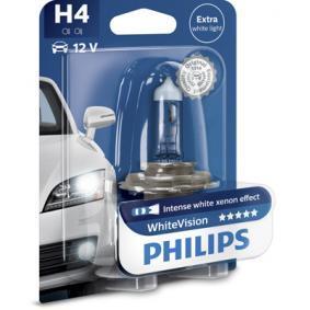 90013538 für OPEL, CHEVROLET, VAUXHALL, Glühlampe, Fernscheinwerfer PHILIPS (12342WHVB1) Online-Shop