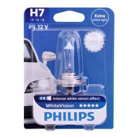 Крушка с нагреваема жичка, фар за дълги светлини PHILIPS Art.No - 12972WHVB1 OEM: 532472 за купете