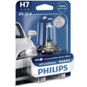 532472 за , Крушка с нагреваема жичка, фар за дълги светлини PHILIPS (12972WHVB1) Онлайн магазин