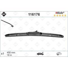 86542SC160 für VW, OPEL, TOYOTA, SUBARU, BEDFORD, Wischblatt SWF (116176) Online-Shop