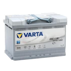 Baterie VARTA (570901076D852) pro SKODA OCTAVIA ceny
