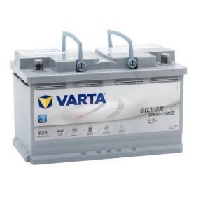 VARTA Starterbatterie (580901080D852) niedriger Preis