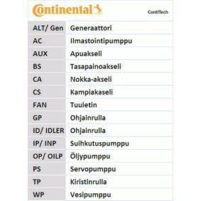 CONTITECH 6PK1180K2
