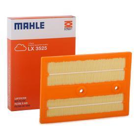 MAHLE ORIGINAL Motorluftfilter LX 3525