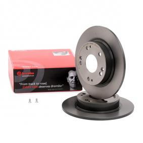 CIVIC VIII Hatchback (FN, FK) BREMBO Air filter 08.A147.11