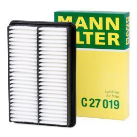 CX-5 (KF) MANN-FILTER Filtro de aire C 27 019