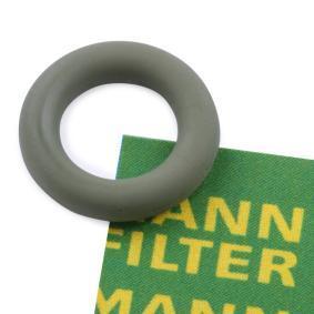 5 Touring (E39) MANN-FILTER Dichtung, Ölfiltergehäuse DI 007-00