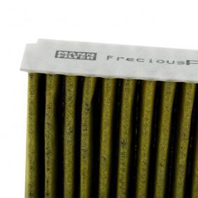MANN-FILTER Filter, Innenraumluft (FP 2862) niedriger Preis