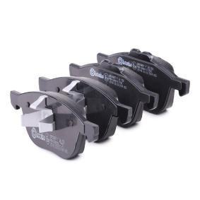 BREMBO Bremsbelagsatz, Scheibenbremse CV612K021BA für FORD, FORD USA bestellen