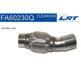 LRT Flexrohr, Abgasanlage FA60230Q