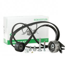 636317 for VAUXHALL, OPEL, Timing Belt Set INA (530 0624 10) Online Shop