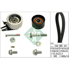 INA Timing Belt Set 530 0624 10